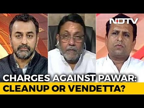 Reality Check | Charges Against Sharad Pawar: Cleanup Or Vendetta?