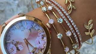 New Stylish and Latest watches for Girls|| LIFESTYLE