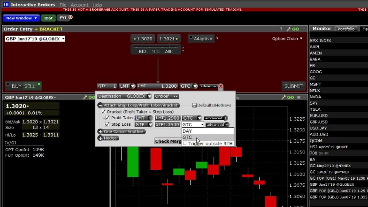 止䁠止蝕落盤交易示範- EDDID PRO綜合戶口桌面版 - YouTube