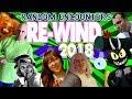 Random Encounters REWIND 2018 (A Backward Musical Montage)