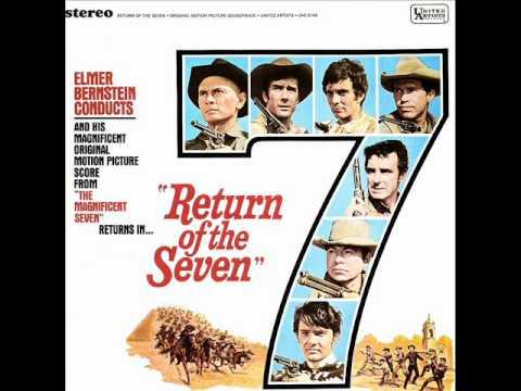 Return Of The Seven   Soundtrack Suite (Elmer Bernstein)