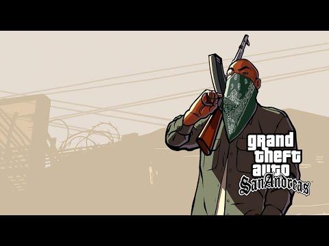 GTA SAN ANDREAS #3 | 9MM'S E AK'S (PORTUGUÊS/HD MOD)