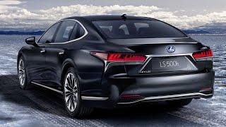 2019 Lexus LS 500h - Exterior and Interior Walkaround