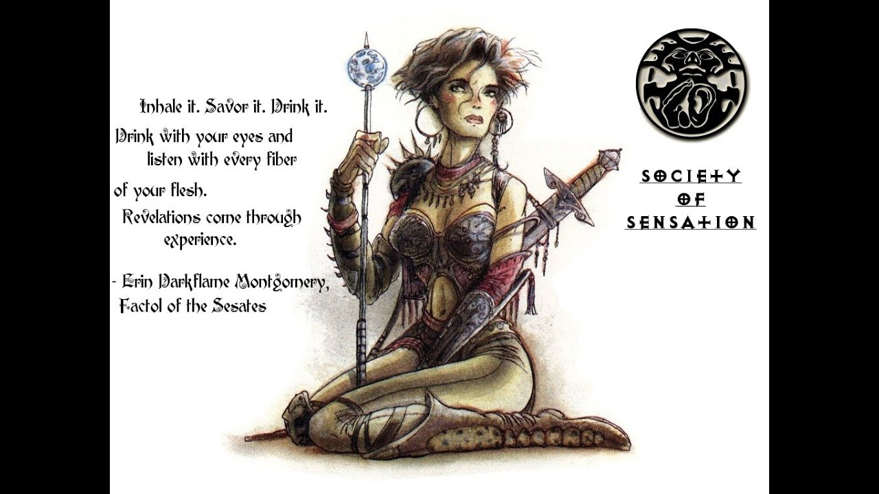 Image result for sensates planescape