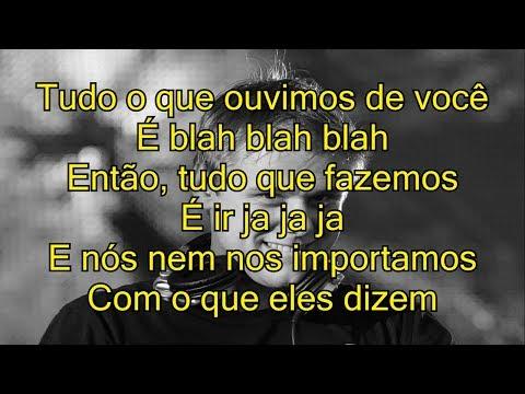 Armin Van Buuren - Blah Blah Blah traduçãoportuguêsletra