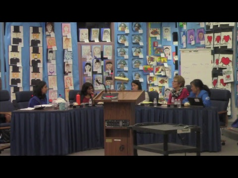 Cupertino Union School District Board Meeting-4/18/17