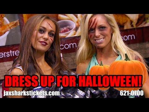 Jacksonville SHARKS Halloween In June Commercial PNK Video Productions