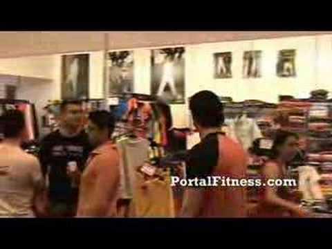 Ifema Fitness 2007, Madrid, España. Video de la Exposición