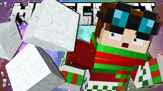 Minecraft | ESCAPE THE AVALANCHE!! | Custom Map