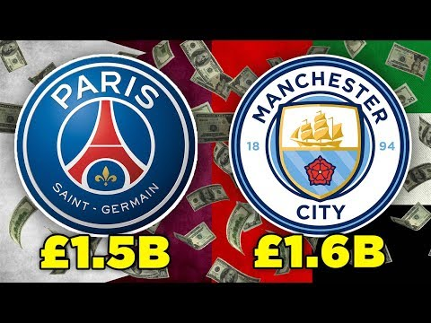 10 Football Clubs OWNED By Countries!