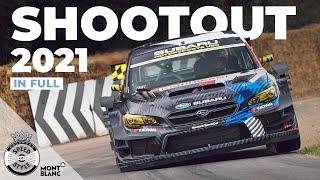 Full 2021 Timed Shootout | Goodwood Festival of Speed