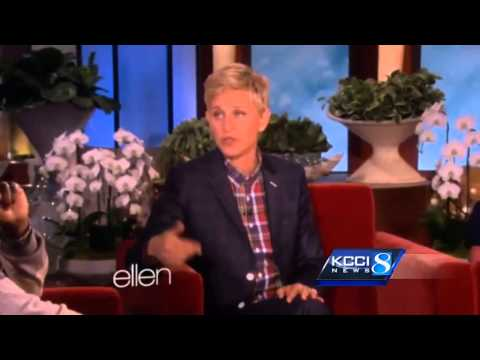 Former homeless man's good deeds catch Ellen DeGeneres' attention
