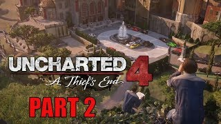 Live🔴 Uncharted 4 : A Thief's End Part 2 🎮 ps4 pro