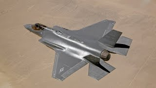 Lockheed Martin F-35 Lightning II Vs. Lockheed Martin F-22 Raptor (Videos) [HD]
