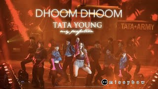 Gambar cover TATA Young - Dhoom Dhoom : My Perfection Concert 2019 ปี 2562