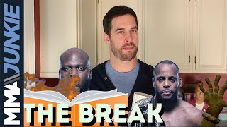 The Break: Expectations for UFC 230, no on McGregor vs. Silva, Eddie Alvarez gets paid