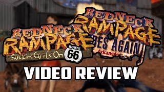 Redneck Rampage Rides Again & Suckin' Grits on Route 66 PC Game Review