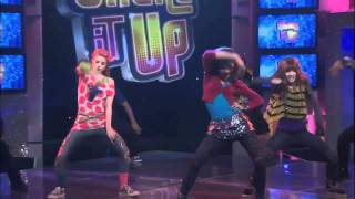 Shake It Up - Throw It Up - Im Not Too Young To Feel This Way Dance