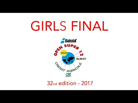 KOZAKOVA (CZE) vs FRUHVIRTOVA (CZE) - Open Super 12 Auray Tennis - Girls Final