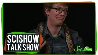 Pumas and Slither the Gopher Snake: SciShow Talk Show #12