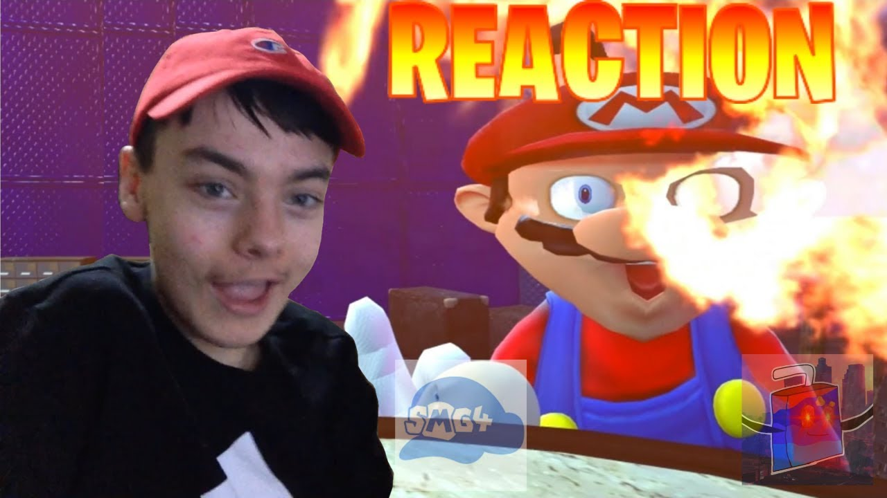 SMG4: Mario's Spicy Day 🔥 - Reaction