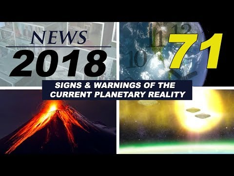 ALCYON PLEIADES NEWS REPORT 71 - 2018: mind control, pineal gland, Bitcoin, Russiagate, UFOs