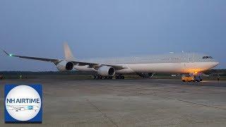 NH AIRTIME S04E14 (NL) | QATAR AIRWAYS A340-600 op Twente Airport