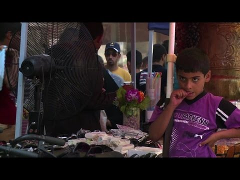 Baghdad residents react to Obama's decision