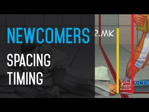 Newcomer Lessons - Spacing, Timing, and Avoiding The Corner