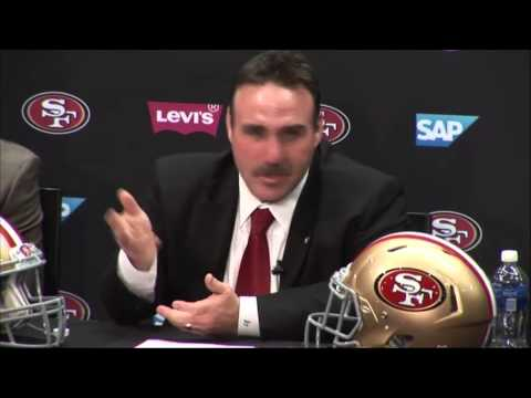 Watch how the Tomsula York Baalke 49ers press conference goes terribly wrong