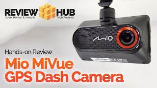 Mio MiVue 788 GPS Dash Camera Review   Review Hub