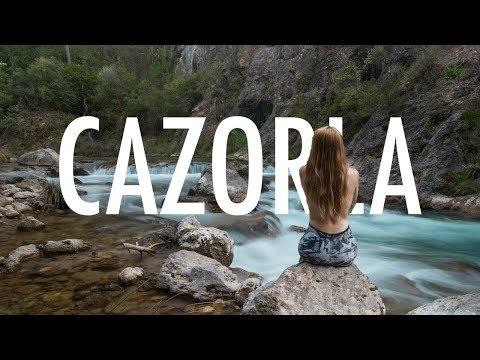 VAN TRIP ESPAÑA I 09  CAZORLA. ¿En Jaen solo hay OLIVOS? 🌳🌲🚐🌳🌲