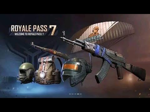 Season 7 Royale Pass All New Rewards Leaked Pubg Mobile