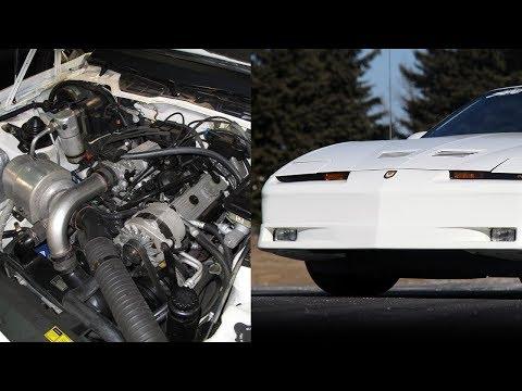 Episode 4 (1989): Buick Turbo 3.8 liter V6