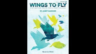 Gambar cover Wings To Fly - by Janet Gardner