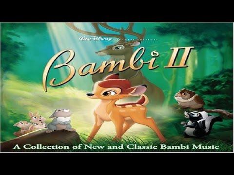 Bambi 2 TÜRKÇE DUBLAJ TEK PARÇA Full HD 720p izle Türkçe Animasyon Filmi
