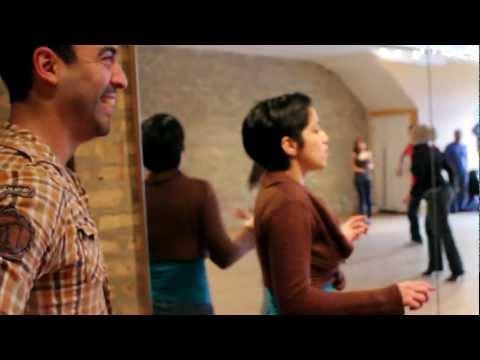 CHICAGO ARTIST SERIES: LAURA & DEL