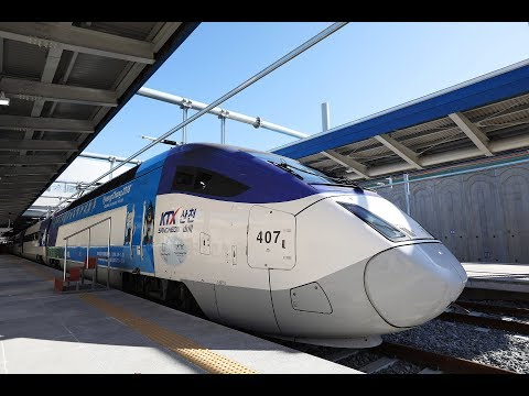 South Korea's new high-speed rail line is connecting the country | CNBC International