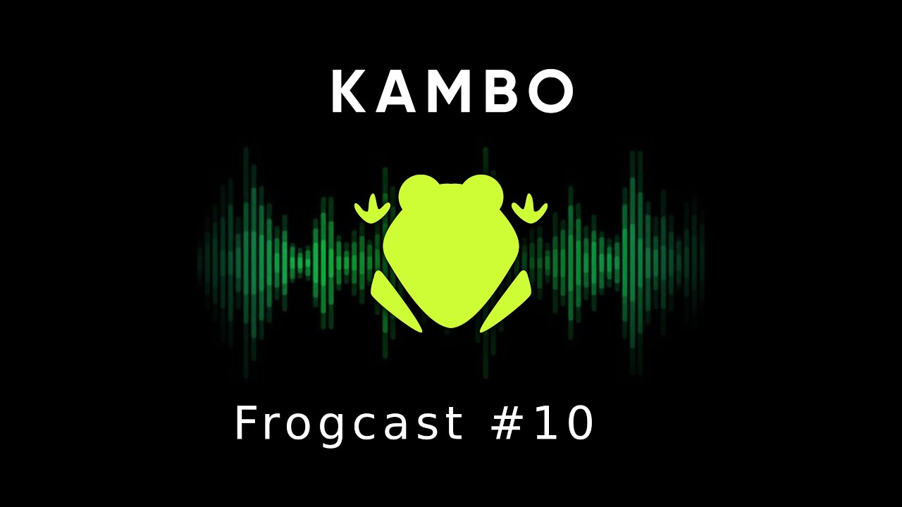 Planet Kambo Frogcast #10 | Passion and Purpose