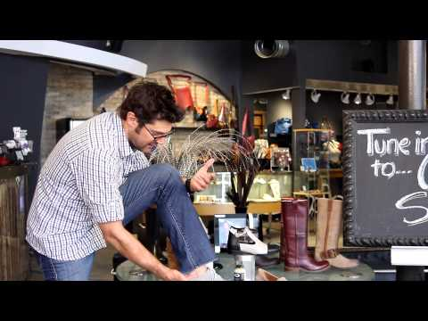 Treating Your Shoes From Denim Bleeding | How-To | City Soles TV