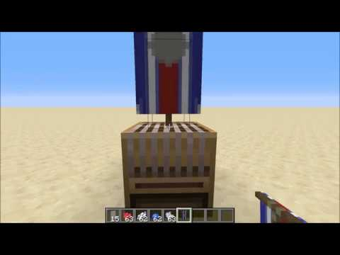 Minecraft Banner Tutorial Costa Rica Youtube