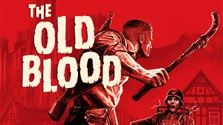 We spelen Wolfenstein: The Old Blood  #1