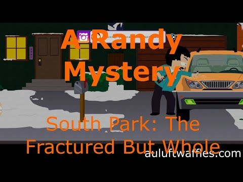 Find Out Who Has Been Keying Randy's Car A Randy Mustery South Park: The Fractured But Whole
