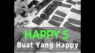 Happy Five Benarkah Bikin Happy ?