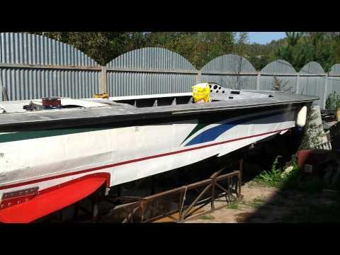 лодка с мотором от волги