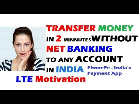 How To Transfer Money Without Net Banking To Any Account In India