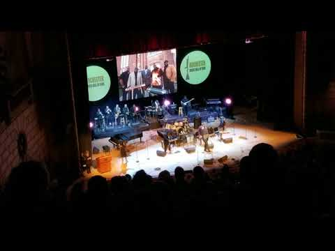 Campbell Brothers-Finale-Roch Music Hall of Fame Awards 2018-Eastman Th-Rochester, NY-042218-SUN