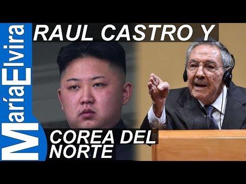 RAUL CASTRO Y COREA DEL NORTE
