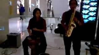 P. Ramlee - Jangan tinggal daku - Saxofon instrumental