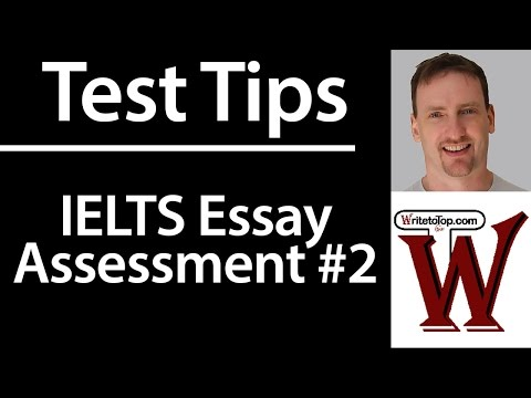 IELTS Essay Assessment 2